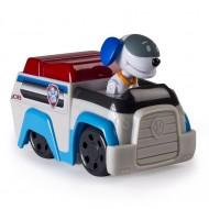 Masinuta Robo Caine in vehicul Patrula Catelusilor