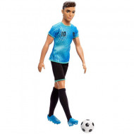Papusa Ken fotbalist Barbie You Can Be Anything
