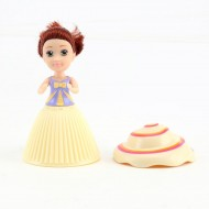 Papusa Mini Briosa Esther Cupcake Suprise