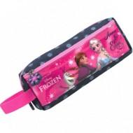 Penar borseta cu doua buzunare Anna si Elsa Frozen