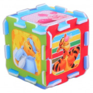 Puzzle din spuma Winnie the Pooh 8 piese
