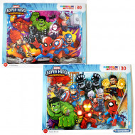 Puzzle Marvel Super Heroes Clementoni 30 piese