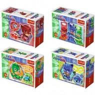 Puzzle maxi Eroi in Pijama 20 piese