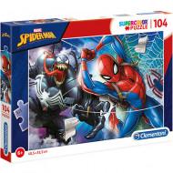 Puzzle Spiderman 3 Clementoni 104 piese
