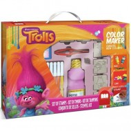 Set creativ Color Maker fete Trolls