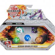 Set de joaca Brawler Pack Surturan si Slugger Bakugan Geogan Rising
