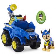 Set de joaca Chase Deluxe Vehicle Patrula Catelusilor Dino Rescue