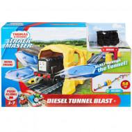 Circuit Diesel Tunnel Blast Thomas&Friends Push Along Track Master