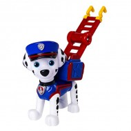 Set de joaca Marshall cu insigna Ultimate Rescue Patrula Catelusilor