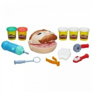 Set de joaca plastilina Stomatolog Drill and Fill Play Doh