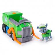 Set de joaca Rocky Transforming Recycle Truck Patrula Catelusilor