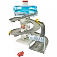 Set de joaca Rust-Eze Spinning Raceway Mini Racers Cars 3