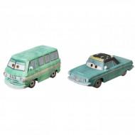 Set de masinute metalice Dusty Rusteze si Rusty Rusteze Cars