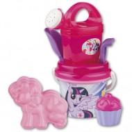 Set jucarii pentru nisip My Little Pony 7 piese