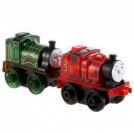 Set locomotive James si Emily cu lumini Thomas&Friends Minis