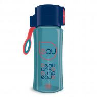 Sticla pentru apa albastru inchis - verde Ars Una 450 ml