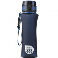 Sticla pentru apa Ars Una albastru inchis mat 500 ml