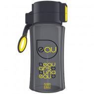 Sticla pentru apa Autonomy negru-galben 450 ml
