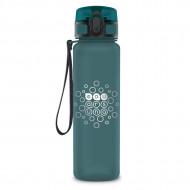 Sticla pentru apa mata Verde-Inchis Ars Una 600 ml