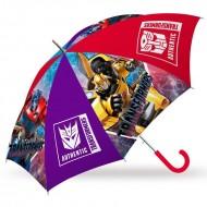 Umbrela manuala Optimus Prime si Bumblebee Transformers 70 cm
