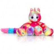Unicorn de plus curcubeu Freya Hugg'ems 25 cm