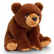 Ursulet de plus Grizzly Keel Toys 20 cm