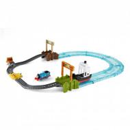 Set de joaca Boat and Sea Thomas & Friends Track Master