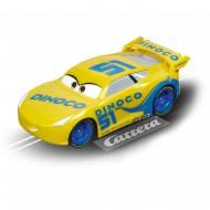 Masinuta Dinoco Cruz Ramirez Carrera GO Cars 3