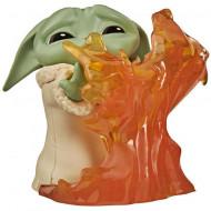 Figurina Baby Yoda opreste focul Mandalorian Star Wars