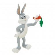 Figurina Bugs Bunny mananca morcov Looney Tunes