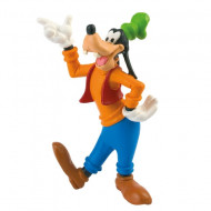 Figurina Goofy Minnie si Mickey Mouse Bullyland