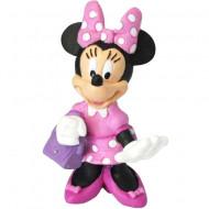 Figurina Minnie Mouse cu geanta Bullyland