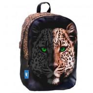 Ghiozdan Leopard Animal Planet 45 cm