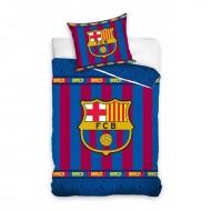 Lenjerie pat FC Barcelona 140x200 cm FCB161011-7