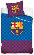 Lenjerie pat FC Barcelona 160x200 cm FCB192029