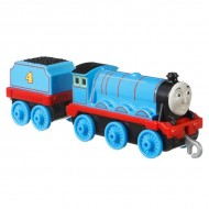 Locomotiva metalica Gordon cu vagon Thomas si Prietenii
