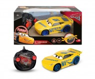 Masinuta cu telecomanda Dinoco Cruz Ramirez Turbo Racer Disney Cars 3