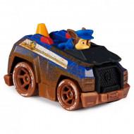 Masinuta metalica Chase Patrula Catelusilor Off Road Mud