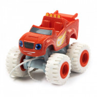 Masinuta Snow Racer Blaze - Blaze si Masinile Uriase
