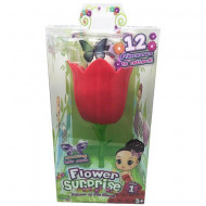 Papusa Rose Flower Surprise