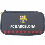 Penar etui dreptunghiular neechipat Barcelona bleumarin