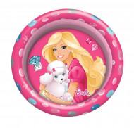 Piscina gonflabila Barbie 100 cm