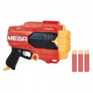 Pistol de jucarie Tri-Break Nerf N-Strike Mega