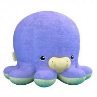 Proiector cu sunete si lumini si Caracatita de plus Octopi Ocean Hugz