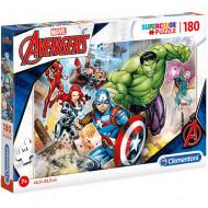 Puzzle Avengers Clementoni 180 piese