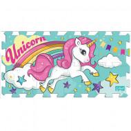 Puzzle din spuma Unicorn 8 piese