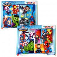 Puzzle Marvel Super Heroes Clementoni 30 piese