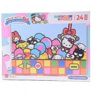 Puzzle Maxi Hello Kitty Clementoni 24 piese