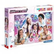 Puzzle Maxi Miracle Tunes Clementoni 60 piese