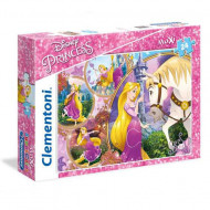 Puzzle Maxi Printesele Disney Clementoni 24 piese